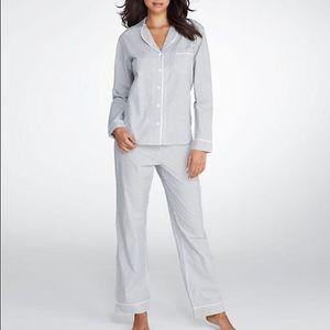 UGG Raven Striped Woven Pocket Pajama Set